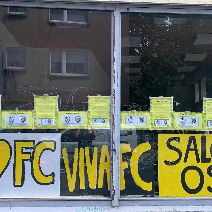 VIVA BVB - Echte Liebe: Vereinsheim