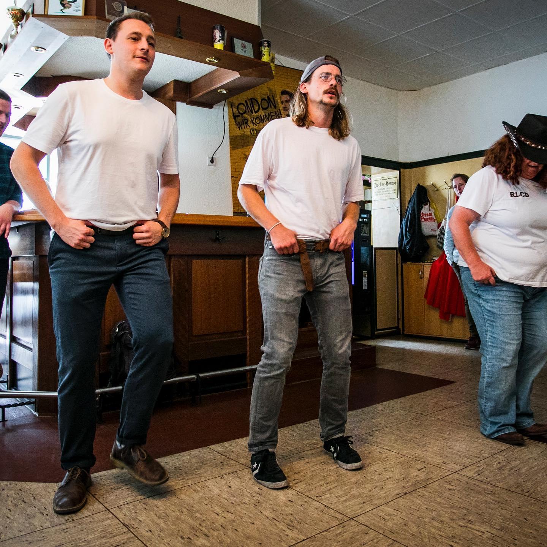 Linedance Workshop Haus Frommberg