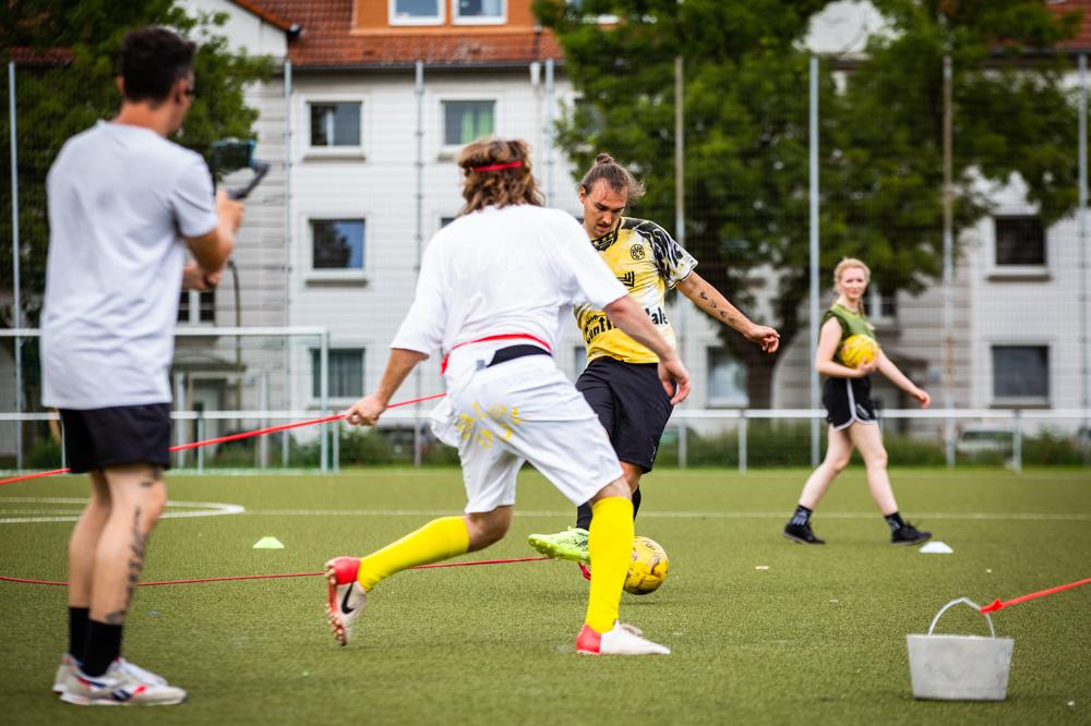 VIVA BVB - Echte Liebe: Das Jahrhundertspiel. FC Salon versus SPVG Rekorde