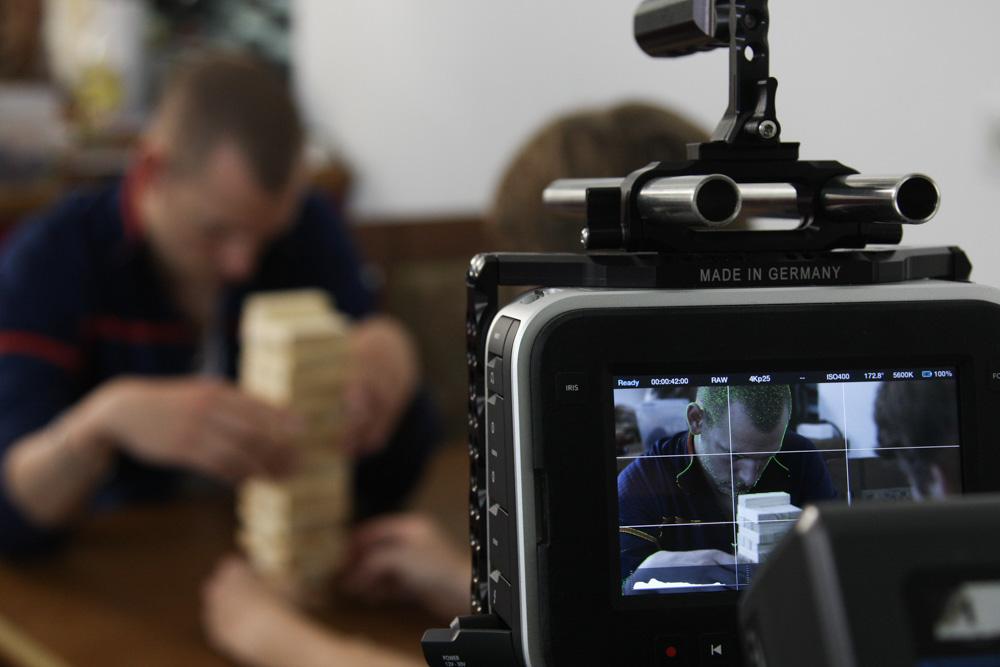 Union Produktion: Behind the scenes NWDAKDWSS