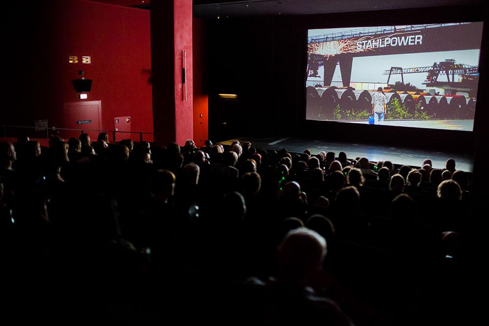 Union Produktion: Kino im U